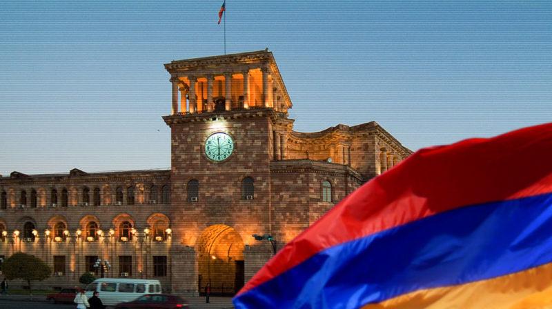 картинка Бархатная революция Армения